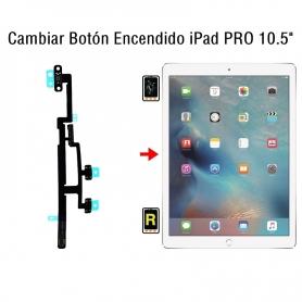 Cambiar Botón Encendido iPad Pro 10.5