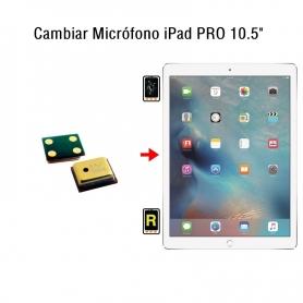 Cambiar Micrófono iPad Pro 10.5