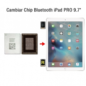 Cambiar Chip Bluetooth iPad Pro 9.7