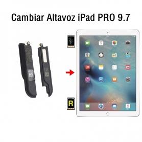 Cambiar Altavoz iPad Pro 9.7