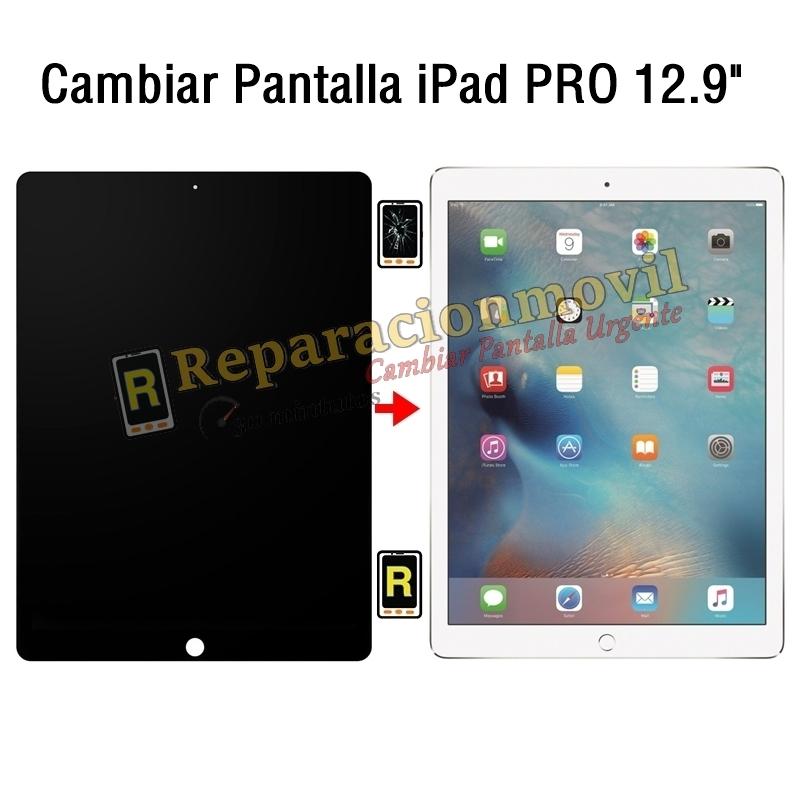Cambiar Pantalla iPad Pro 12.9