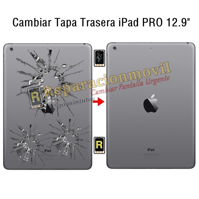 Cambiar Tapa Trasera iPad Pro 12.9
