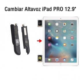 Cambiar Altavoz iPad Pro 12.9