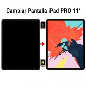 Cambiar Pantalla iPad Pro 11
