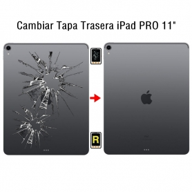 Cambiar Tapa Trasera iPad Pro 11