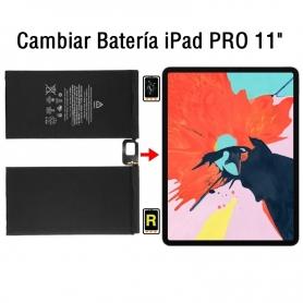 Cambiar Batería iPad Pro 11