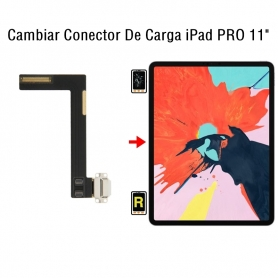 Cambiar Conector De Carga iPad Pro 11