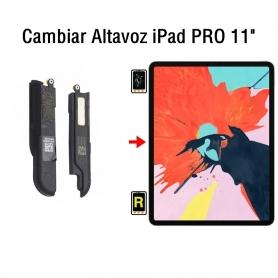 Cambiar Altavoz iPad Pro 11
