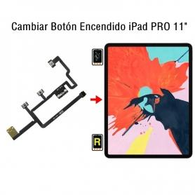 Cambiar Botón Encendido iPad Pro 11