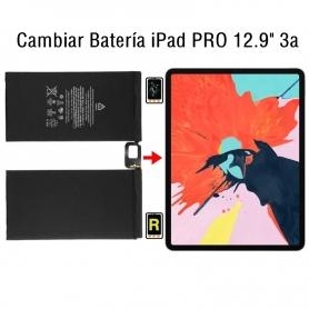 Cambiar Batería iPad Pro 12.9 3nd Gen
