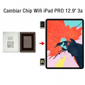 Cambiar Chip Wifi iPad Pro 12.9 3nd Gen