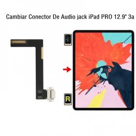 Cambiar Conector De Audio jack iPad Pro 12.9 3nd Gen