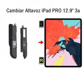 Cambiar Altavoz iPad Pro 12.9 3nd Gen