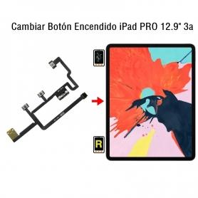Cambiar Botón Encendido iPad Pro 12.9 3nd Gen