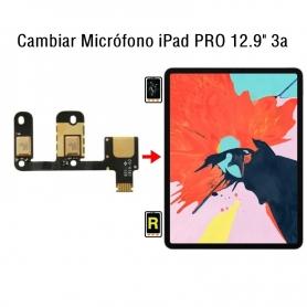 Cambiar Micrófono iPad Pro 12.9 3nd Gen