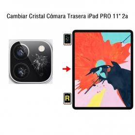 Cambiar Cristal Cámara Trasera iPad Pro 11 2nd Gen