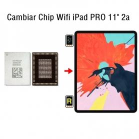 Cambiar Chip Wifi iPad Pro 11 2nd Gen