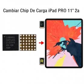 Cambiar Chip De Carga iPad Pro 11 2nd Gen