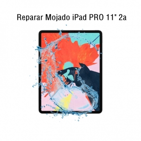 Reparar Mojado iPad Pro 11 2nd Gen