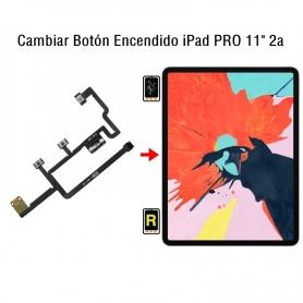 Cambiar Botón Encendido iPad Pro 11 2nd Gen