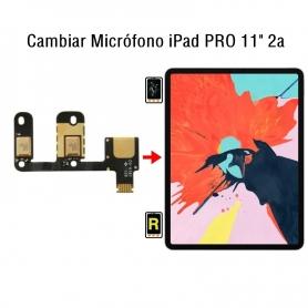 Cambiar Micrófono iPad Pro 11 2nd Gen