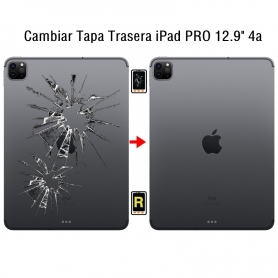 Cambiar Tapa Trasera iPad Pro 12.9 4nd Gen