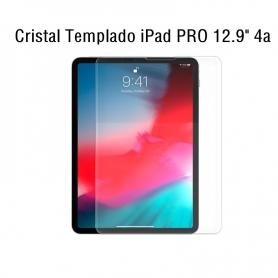 Cristal Templado iPad Pro 12.9 4nd Gen