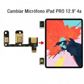Cambiar Micrófono iPad Pro 12.9 4nd Gen