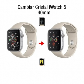 Cambiar Cristal De Pantalla Apple Watch 5 (40MM)