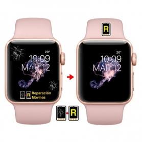 Cambiar Cristal + Táctil Apple Watch 4 Gen A1976 (44 mm)