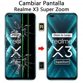 Cambiar Pantalla Realme X3 Super Zoom
