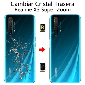 Cambiar Tapa Trasera Realme X3 Super Zoom
