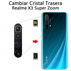 Cambiar Cristal Cámara Trasera Realme X3 Super Zoom