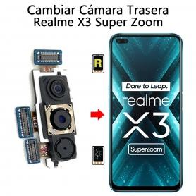 Cambiar Cámara Trasera Realme X3 Super Zoom