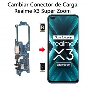 Cambiar Conector De Carga Realme X3 Super Zoom