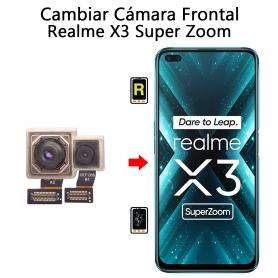 Cambiar Cámara Frontal Realme X3 Super Zoom