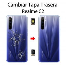 Cambiar Tapa Trasera Realme C2