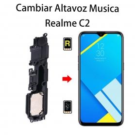 Cambiar Altavoz De Música Realme C2