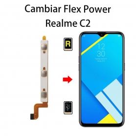 Cambiar Flex Power Realme Realme C2