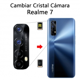 Cambiar Cristal Cámara Trasera Realme 7