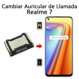 Cambiar Auricular De Llamada Realme 7