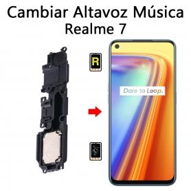 Cambiar Altavoz De Música Realme 7