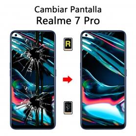 Cambiar Pantalla Realme 7 Pro