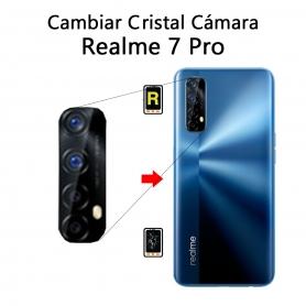 Cambiar Cristal Cámara Trasera Realme 7 Pro