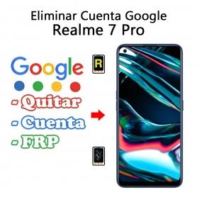Eliminar Cuenta Google Realme 7 Pro