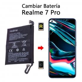 Cambiar Batería Realme 7 Pro