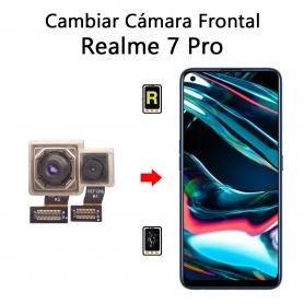 Cambiar Cámara Frontal Realme 7 Pro
