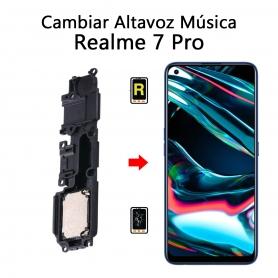 Cambiar Altavoz De Música Realme 7 Pro