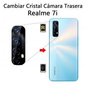 Cambiar Cristal Cámara Trasera Realme 7i