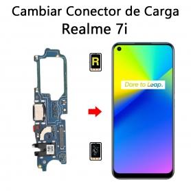 Cambiar Conector De Carga Realme 7i